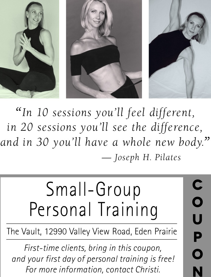 Core Pilates Coming to Vault Fitness January 6!
